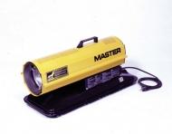 Тепловая пушка прямого нагрева Master. 10 кВт