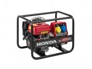 Автономная электростанция HONDA 6,6 кВт.